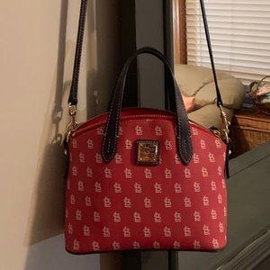 Dooney and Bourke Cardinal purse
